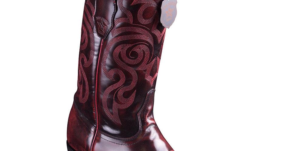 Los Altos R-Toe Camaleon Cowboy Boots