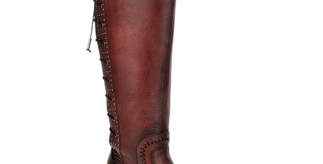 Cuadra Ladies Satro Vino Tall Boot