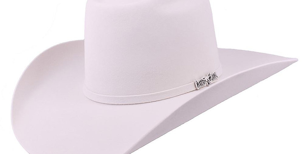Cuernos Chuecos 6x White Brick Crown Hat