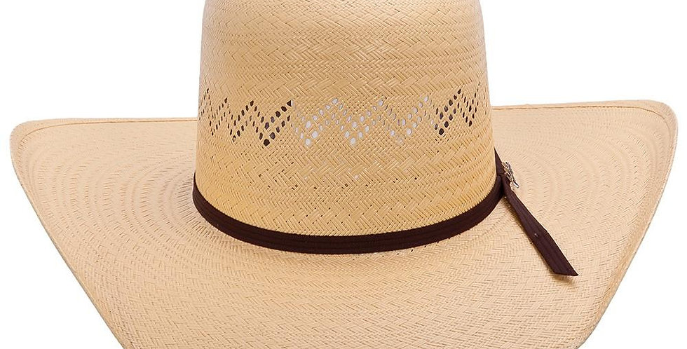 Tombstone Open Crown Cowboy Straw Hat