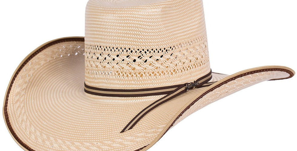 Tombstone Pro Bull Two-Tone Cowboy Straw Hat