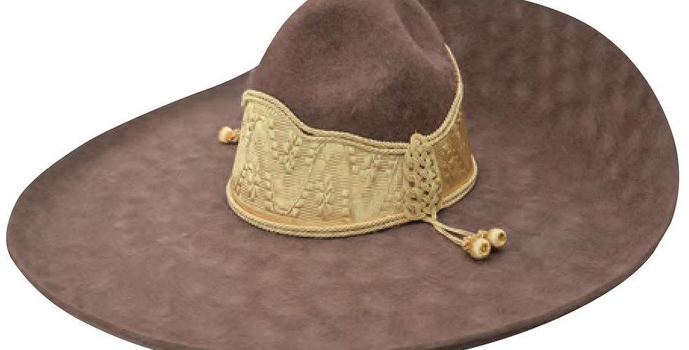Sombrero Charro Cefe De Pelo De Conejo