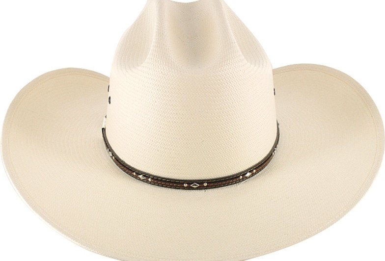 George Strait by Resistol Kingman 10X Straw Hat