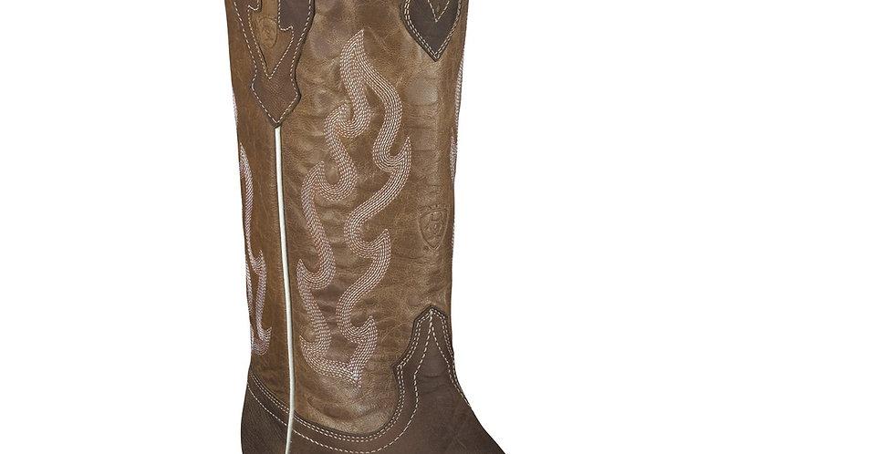Ariat Women's Crossfire Caliente Square Toe Boot