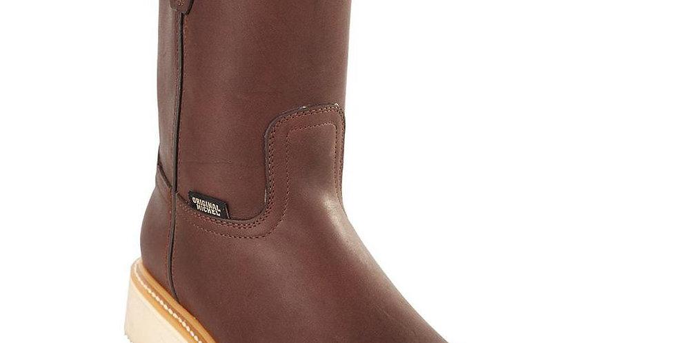 Original Michel Grasso Leather Work Boots - H50