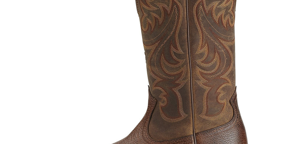 Ariat Men's Sport Square Toe Boots Fiddle Brown
