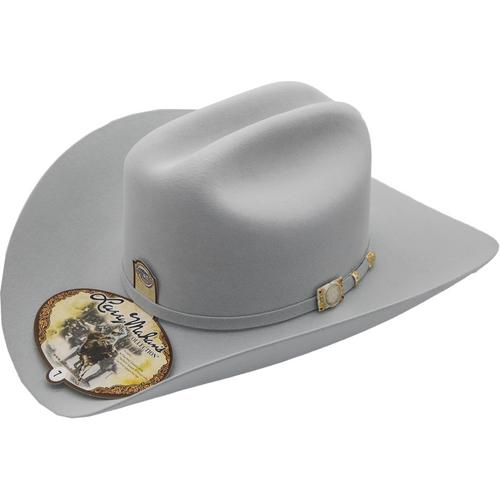 e75f0cc4de 100x Larry Mahan Independencia Fur Felt Cowboy Hat Platinum