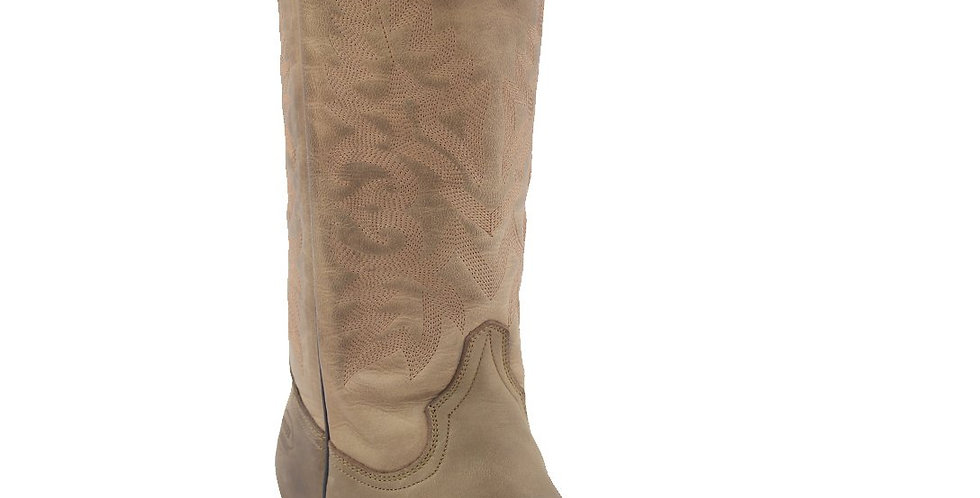 White Diamonds Boots Women's Tang Wide Square Toe Boots