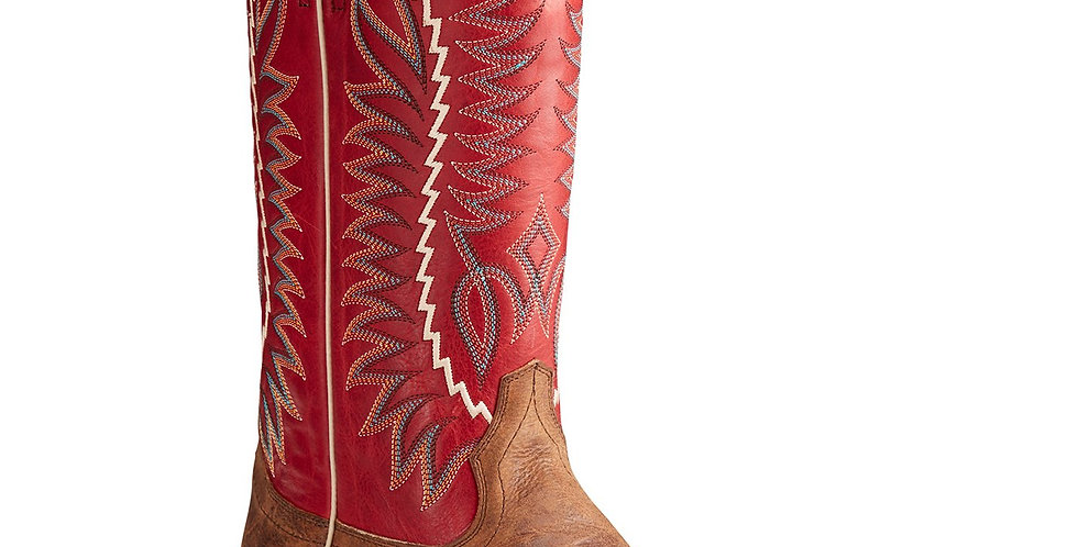 Ariat Men's Dust Devil Tan Relentless Elite Western Boot