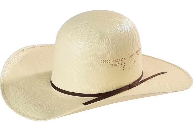 Resistol Men's Khaki Whiskey Wild Man Hat