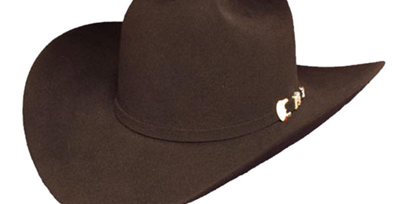 RRango Hats 10X Maximo - Brown Felt Hat