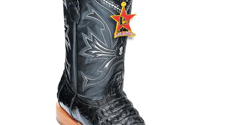 Los Altos European Square Toe Western Boots