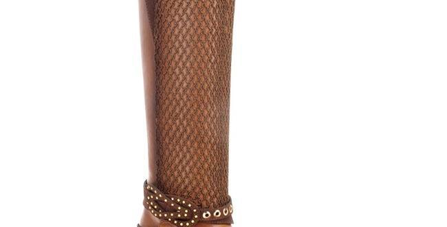 Cuadra Ladies Tall Tan Boots Res Volturno