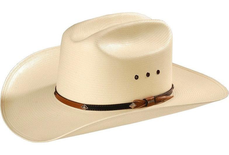 Stetson Hats Men's Grant Straw Hat