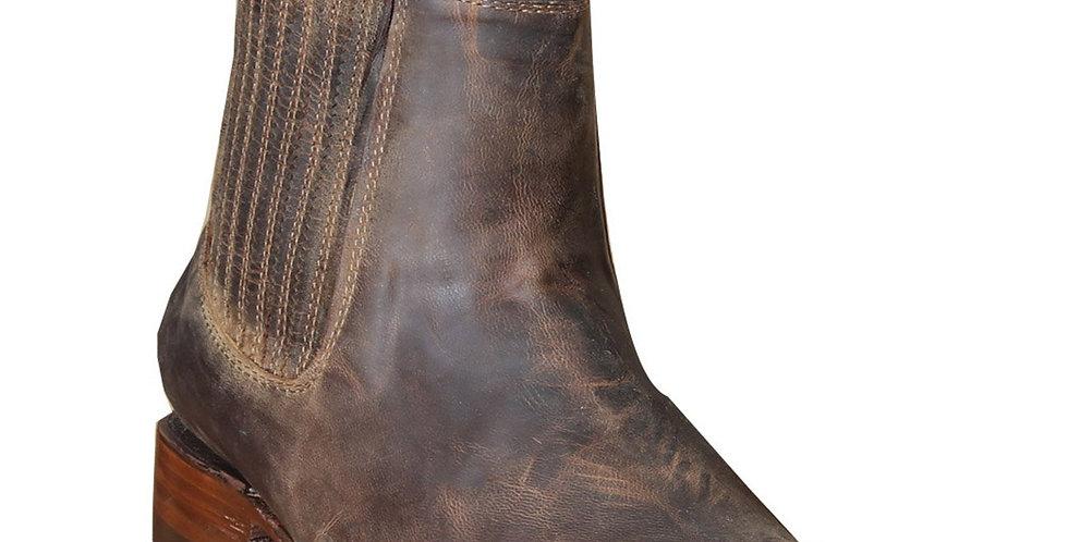 Goat Square Toe Boot