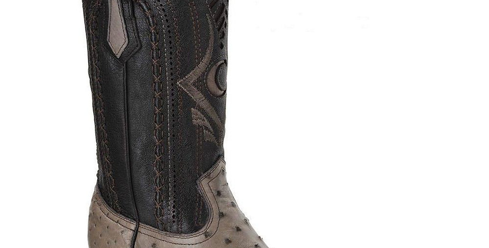 Cuadra Men's European Style Ostrich Boots - Tapestry