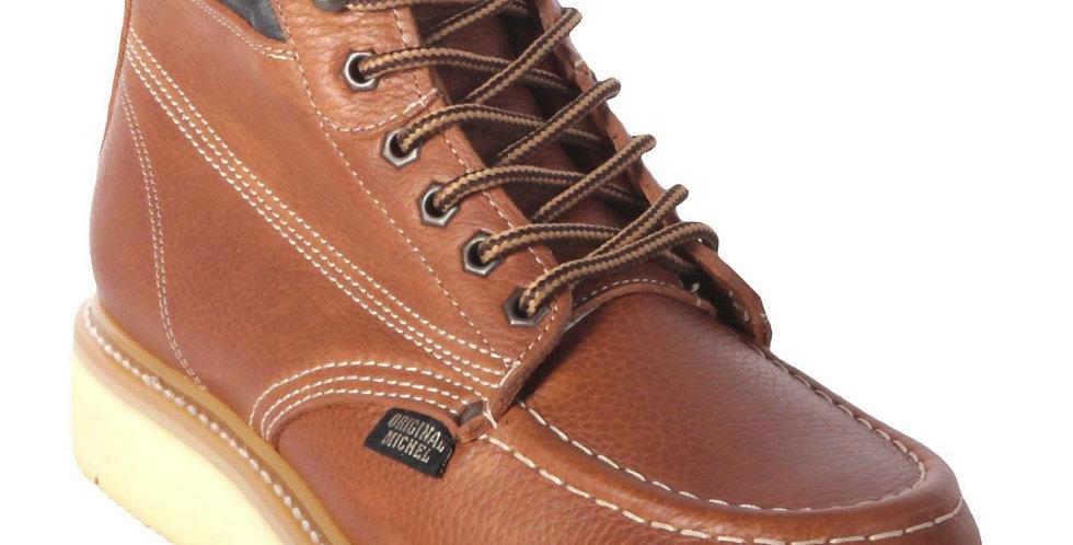 Original Michel Work Boots Mocc Toe