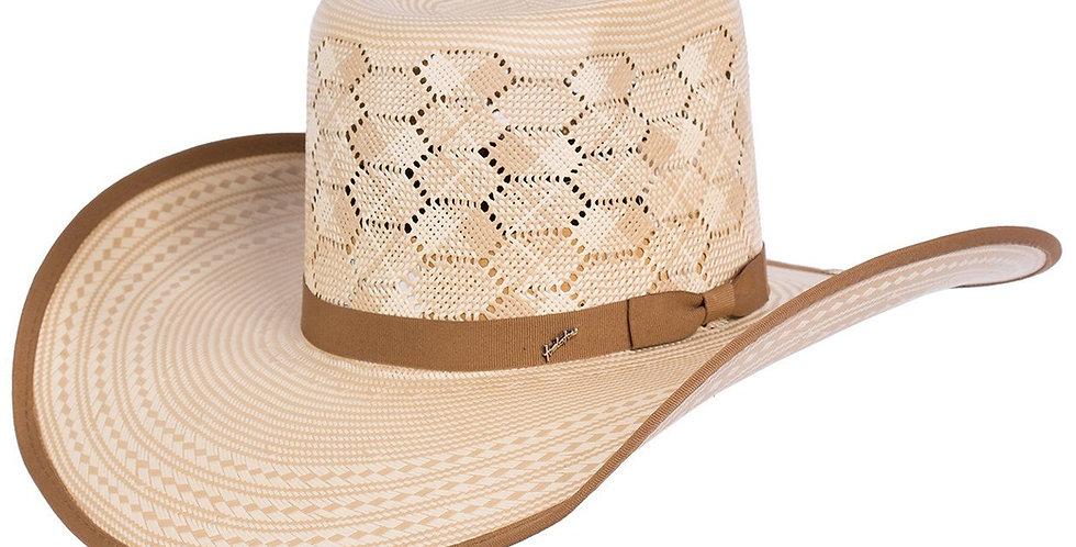 Tombstone Pro-Bull Hexagon Pattern Cowboy Hat