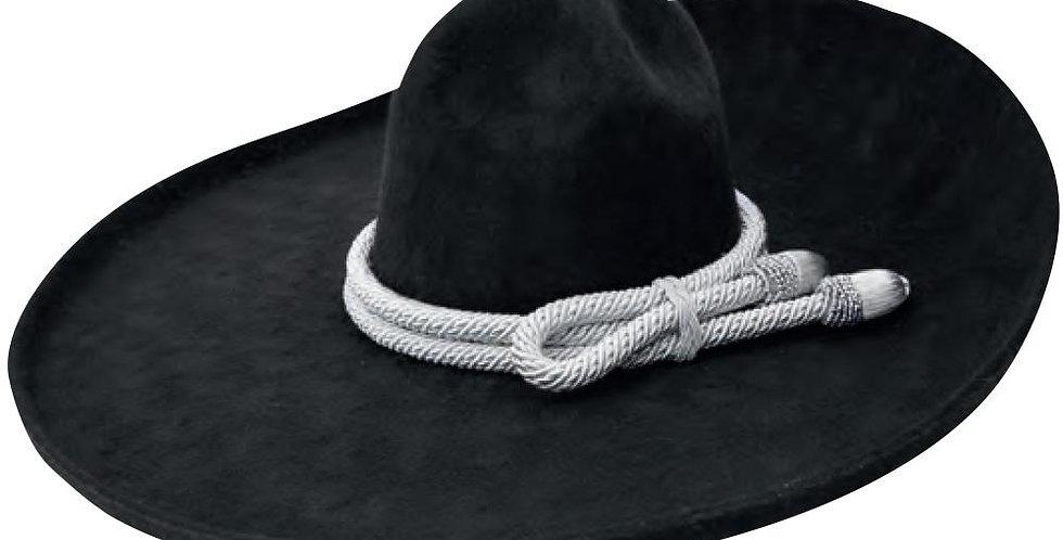 Sombrero Charro Negro De Lana