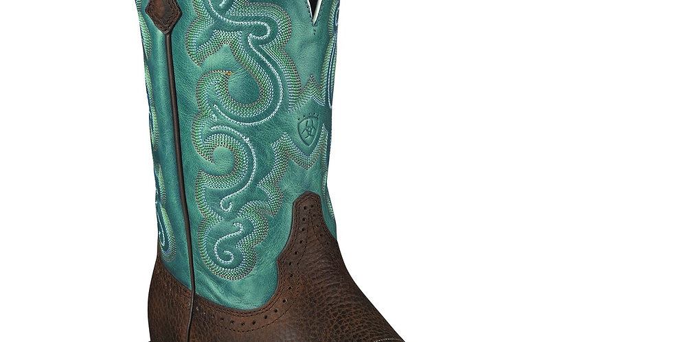 Ariat Women's Quickdraw Brown Oiled Rowdy