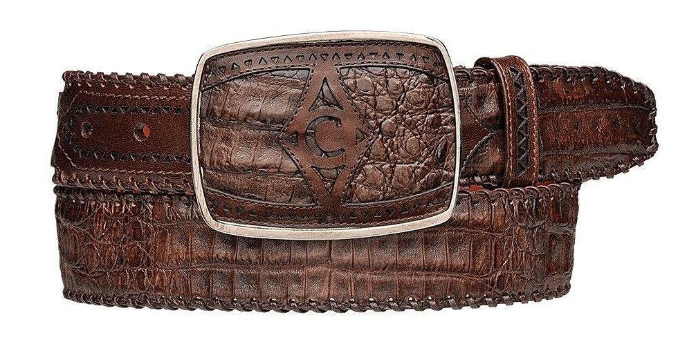 Cuadra Men's Caiman Belts