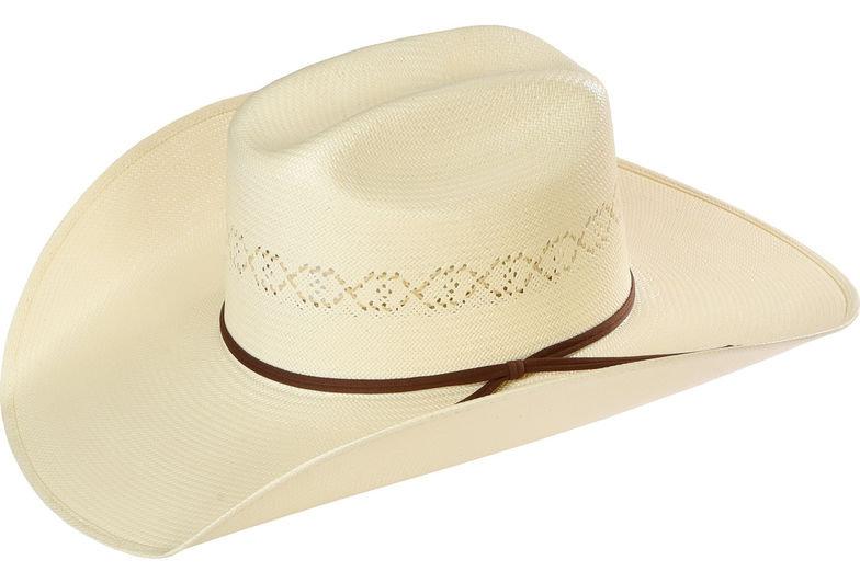 Resistol Men's 20X Cade Straw Hat