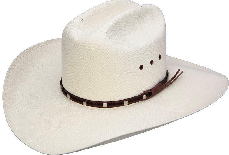 Resistol Hats Men's Del Rio Straw Hat