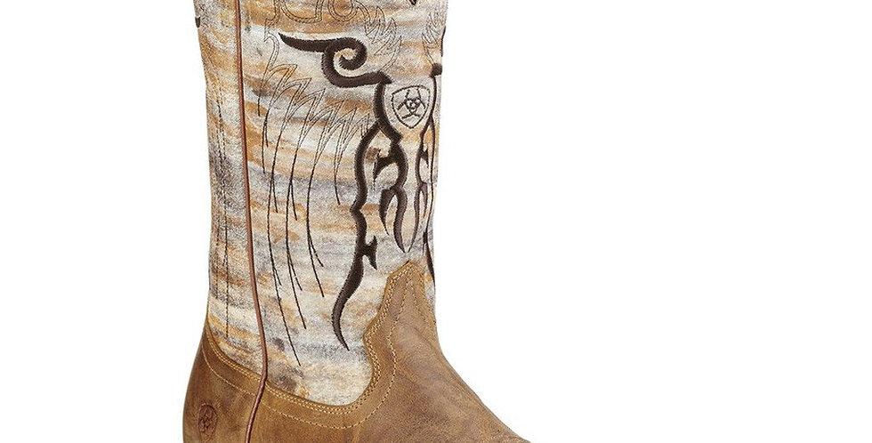 Ariat Men's Mesteño Square Toe Cowboy Boots Dusty Devil Tan