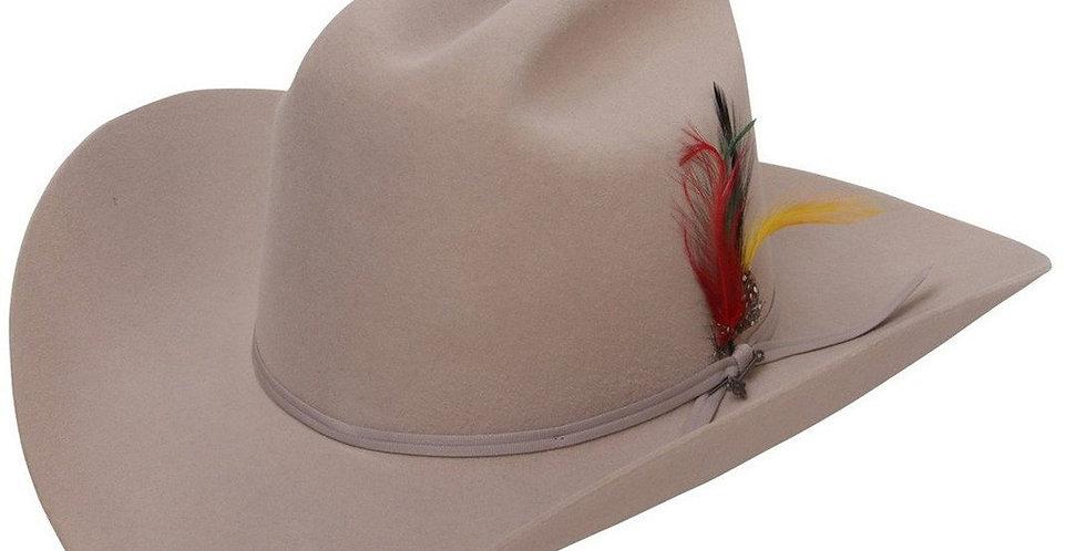 Stetson 6X Rancher Cowboy Felt Hat - Silver Belly