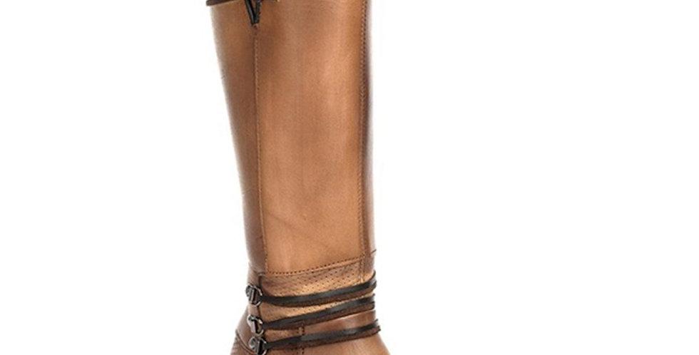Cuadra Ladies Tall Boot Crust Arcilla - 1X2DCS