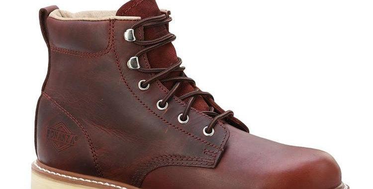 Bonanza Men's Work Boot 830 Plain Toe