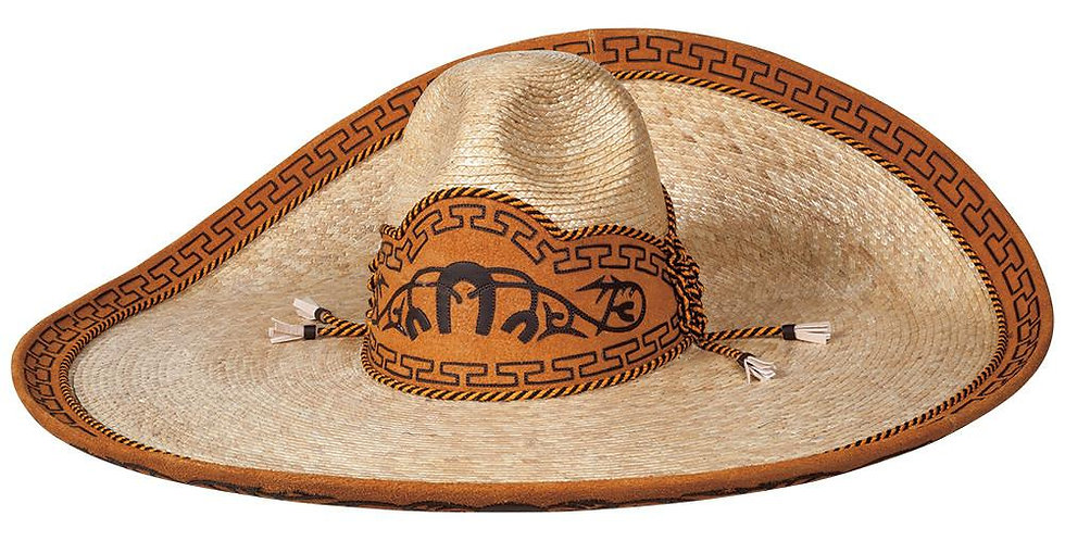 Sombrero Charro 150 Estrellas