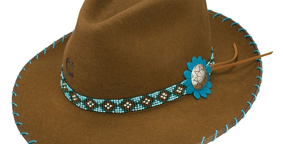 Charlie 1 Horse Paradise Valley - Wool Cowgirl Hat