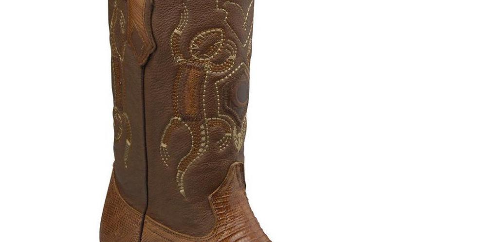 Cuadra Lizard Cowboy Boots