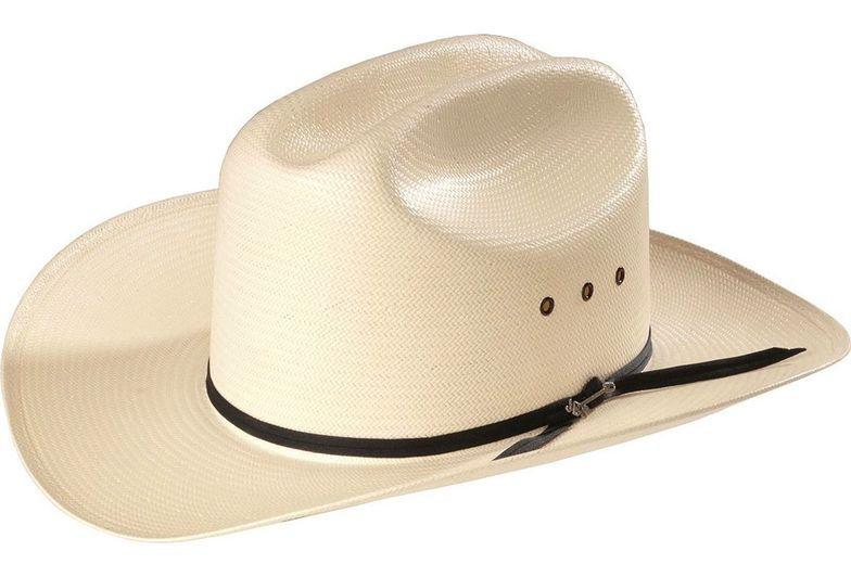 Stetson Rancher Straw Cowboy Hat