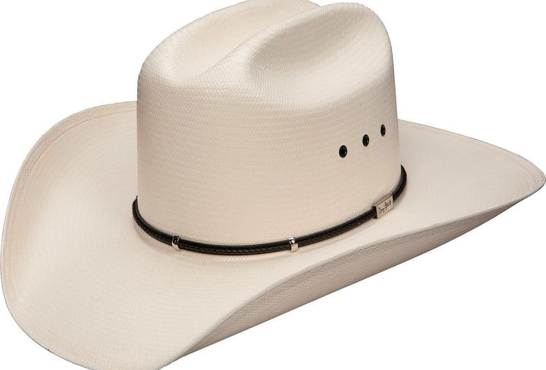 Resistol George Strait Two Step 8X Shantung Straw Cowboy Hat