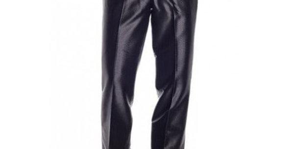 Circle S Men's Apparel - Swedish Knit Dress Ranch Pant - Black