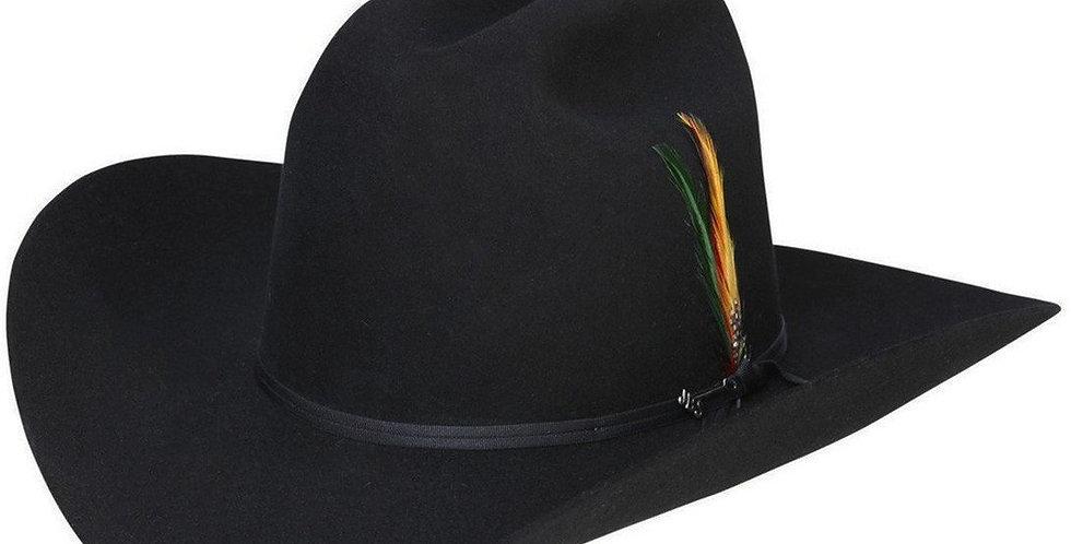 Stetson 6X Rancher Black Cowboy Felt Hat
