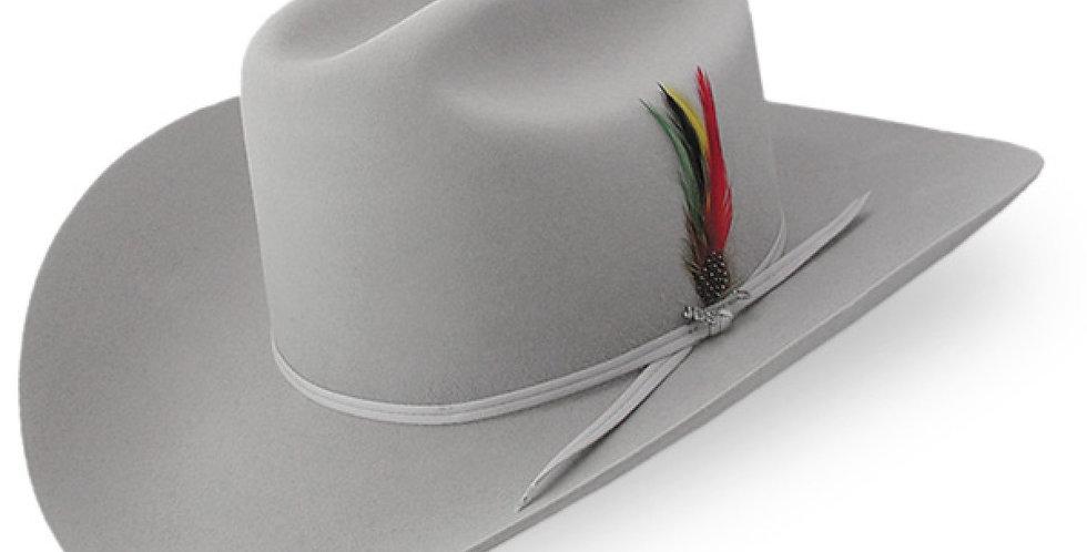 Stetson 10X Rancher Beaver  Felt Hat  - Mist Grey