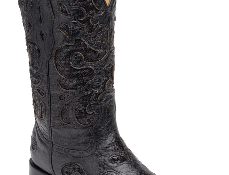 Women's Corral Western Boots Handcrafted
