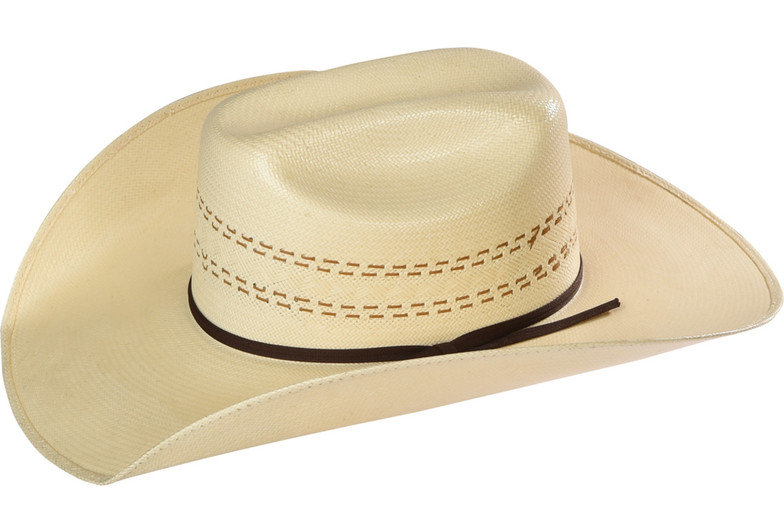 Resistol Men's 20X Childress Straw Hat