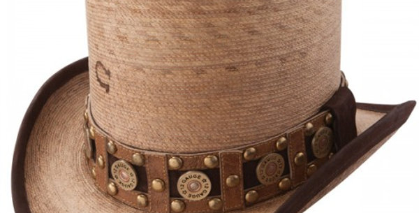 Charlie 1 Horse Quick Draw - Straw Top Hat
