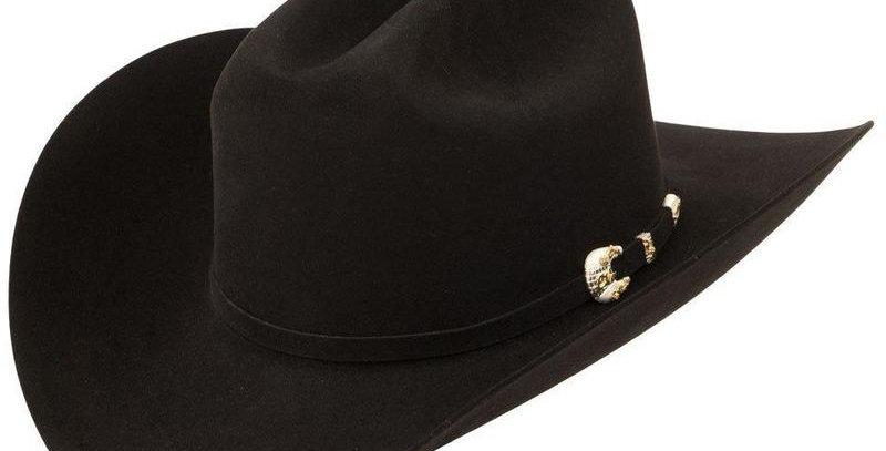 1000x Larry Mahan Imperial Hat Genuine Mink Black