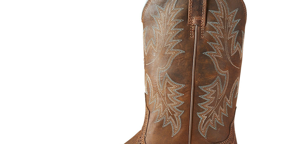 Ariat Women's Heritage Stockman Western Boot