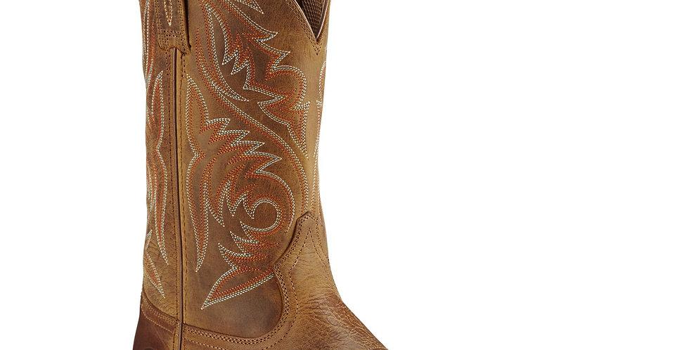 Ariat Mens Sport Herdsman Powder Brown Boots
