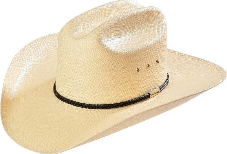 Resistol George Strait Rides Away Straw Cowboy Hat
