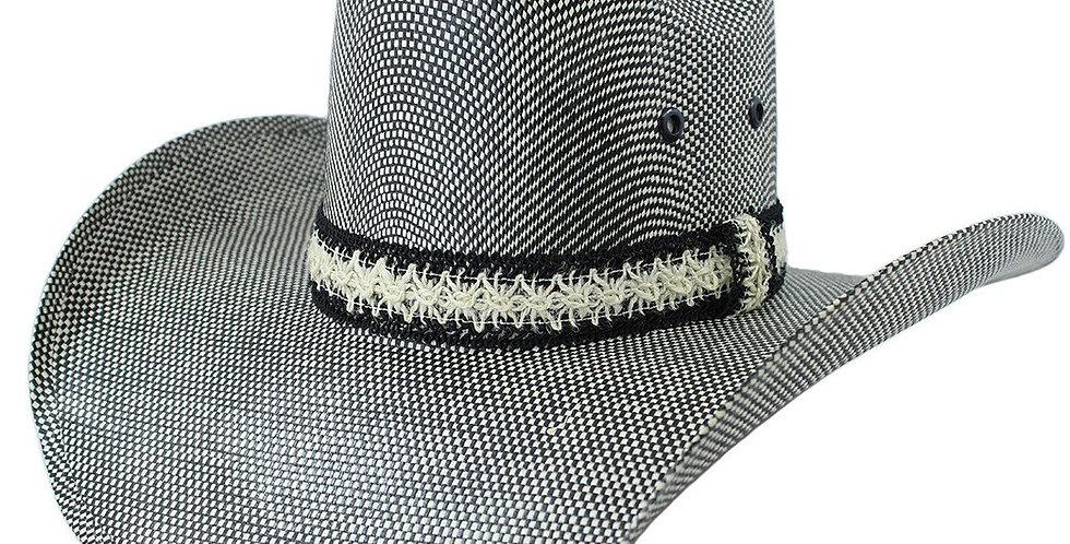Tombstone 1951 Bangora Millenium Cowboy Straw Hat