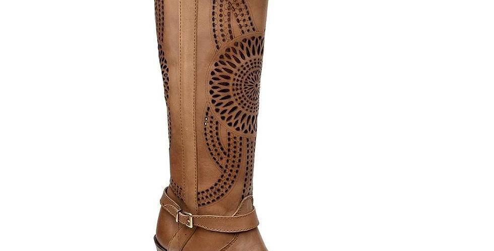 Women's Cuadra Hand-Painted Boot