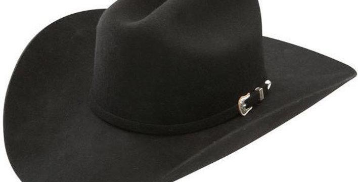 Stetson 4X Deadwood Felt Hat - Black