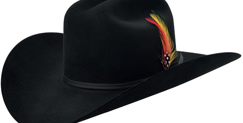 Stetson Spartan 6X Felt Hat - Black